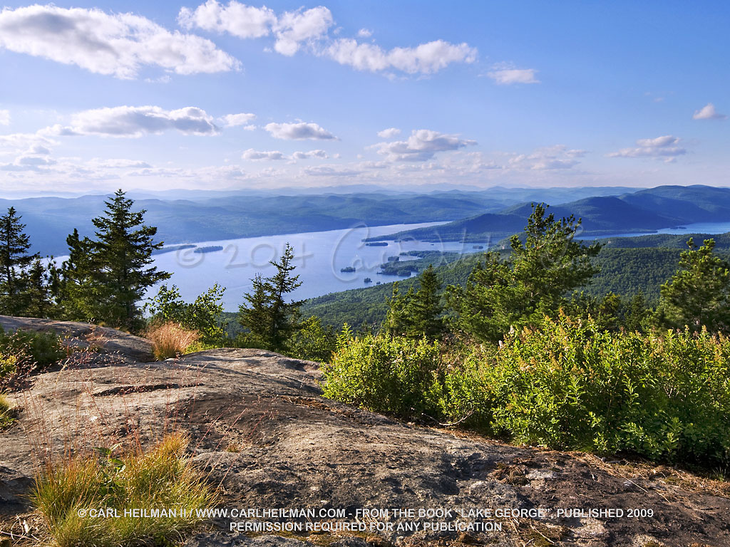 how to get to lake george from nyc